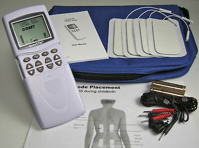 Maternity TENS Machine Package for Childbirth Labour - also Great for Back Pain