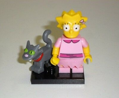 Lego lisa and snowball II the simpsons series 2 unopened new factory sealed
