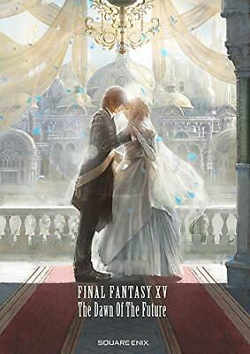 FINAL FANTASY XV The Dawn Of The Future JAPANESE NOVEL JAPAN with Tracking 4/25