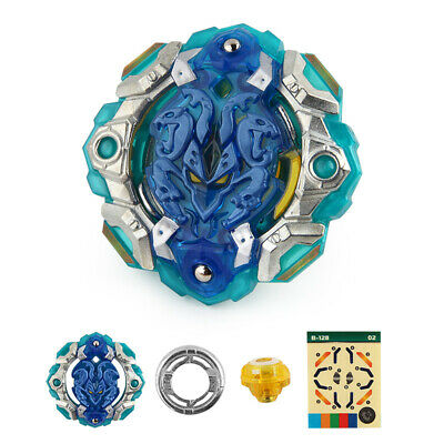 Burst Beyblade Starter Spinning Top Metal Fusion -Beyblade Only Without Launcher