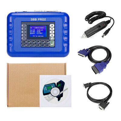 SBB PRO2 Key Programmer Tool V48.88 No Token Limitated Support New Car Auto