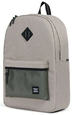 61f5d586635 Herschel Supply Co. Heritage Backpack Aspect Line in Light Khaki NWT!