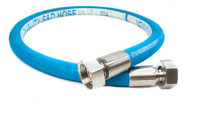 Hygenic Brewery Hose with choice of swaged end connections