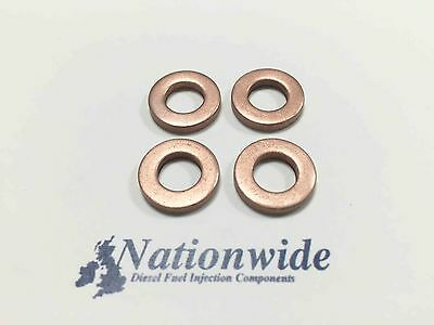 Citroen Relay Bus 2.0 HDI Bosch Diesel Injector Washers Seals Pack of 4