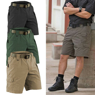 ac460f75d2 Men Army Tactical Wear resistant Cargo shorts Slacks outdoor Cropped short  pants