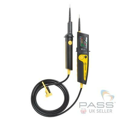 Beha-Amprobe 2100-Alpha Two Pole LED Voltage Tester / Suitable T90 Alternative