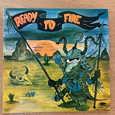 Various - Ready To Fire (LP)