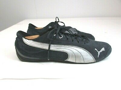 quality design 5d9df 46da9 GENTLY WORN! MEN'S PUMA DRIFT CAT 3 Blue Suede Sneakers sz.14