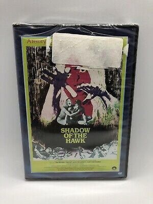 Shadow of the Hawk DVD Brand New Sealed