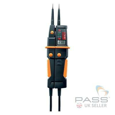 Testo 750-3 Voltage Tester with LCD Screen