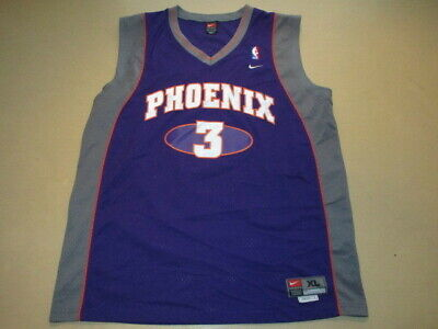 f2493fcbebfa NIKE STEPHON MARBURY Phoenix Suns Stitched Jersey Mens 3XL Authentic ...