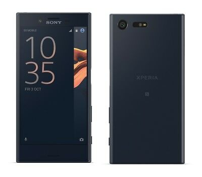 Sony XPERIA X Compact in Black Handy Dummy Attrappe - Requisit, Deko, Werbung