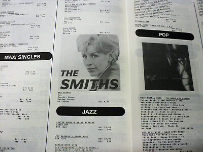 The Smiths Dutch Dureco 1986 Promo Release Folder Ask Holland