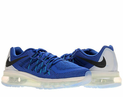 new product d8152 a79aa Nike Air Max 2015 (GS) Game Royal White Boys  Running Shoes 705457