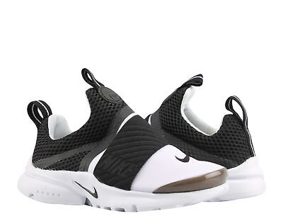 ccce0d52d190 Nike Presto Extreme (PS) White Black Big Kids Running Shoes 870023-001
