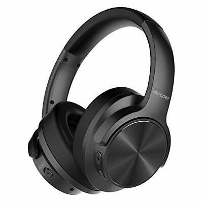 Active Noise Cancelling Headphones, Mixcder E9 Wireless Bluetooth Headphones