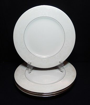 "Lot of 4 - 10 7/8"" dinner plates Lenox China kate spade new york Chapel Hill LN"