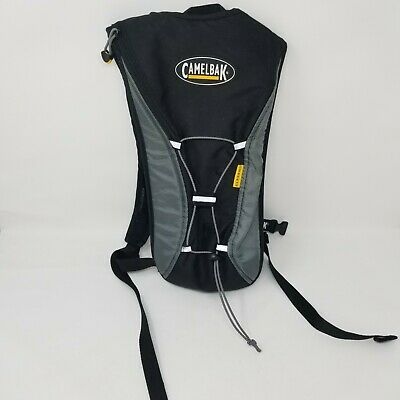 fc0b6a003f CAMELBAK CLASSIC 2L Hydration Pack Backpack Without Bladder Black/Gray
