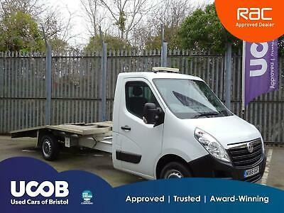 2015 Vauxhall Movano F3500 L3H1 C/c Cdti Chassis Cab Diesel
