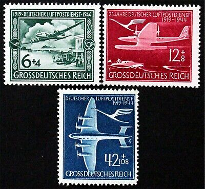 Nazi National Aircraft 1944 MNH STAMP/GERMAN/3RD REICH/SWASTIKA(6721)