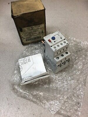 NEW ALLEN-BRADLEY 193-EEFD Solid State Overload Relay; 9-45A, 3 Phase