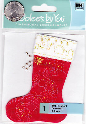 JOLEE/'S BY YOU RED BARN DIMENSIONAL EMBELLISHMENTS A9757