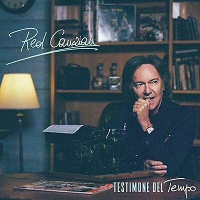 CD Testimone Del Tempo Red Canzian