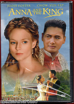 ANNA AND THE KING (Jodie Foster Chow Yun-Fat)  DVD