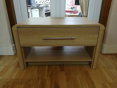 Argos Heart Of House Home Elford Coffee Table Wooden Oak