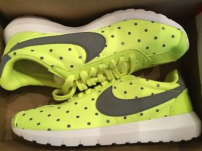 competitive price 72526 6be8e New Nike Womens Roshe LD-1000 Print Running Shoes 810861-701 Sz 6 Volt