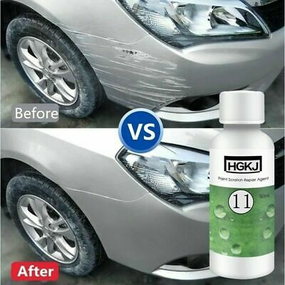 HGKJ-11 Car Coating Scratch Repair Remover Agent Auto Care Polishing Wax 20ML