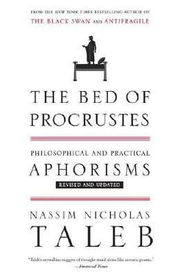 The Bed of Procrustes by Nassim Nicholas Taleb (author)