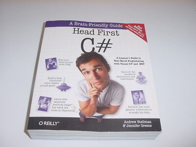 head first c# 4th edition