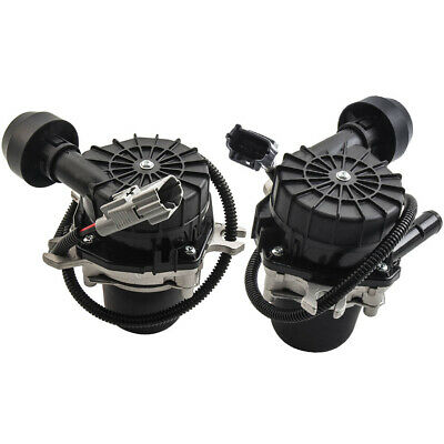 Set of 2 Secondary Air Injection Pump for 07-13 Toyota Tundra Land Cruiser Lexus