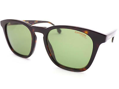 cccfc8b19a93 CARRERA 143/S unisex Sunglasses Dark Brown Havana/ Green Lenses 086 QT
