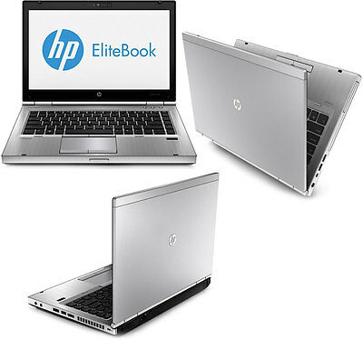 Laptop hp Elitebook 8470p I5 de 3ª Gen with 8gb and USB 3.0