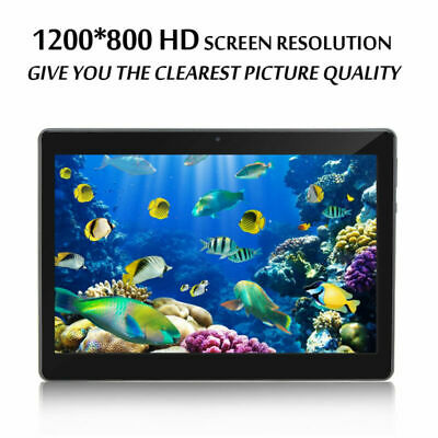 DE 10,1 4GB + 64 GB Tablet PC Android 7.0 HD Tablette Octa 8 Core WIFI bluetooth