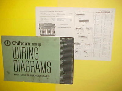 Terrific 1967 Gtx Wiring Diagram Wiring Diagram Database Wiring Database Gramgelartorg