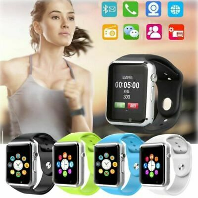 Bluetooth Smart Wrist Watch A1 GSM Phone For Android Samsung iPhone Man Women