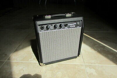 Fender Starcaster 15G Guitar Amplifier, MINT! Black Finish