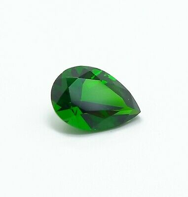 2.43ct Chrome Diopside Pear Cut Loose Natural Green Gemstone House of Onyx