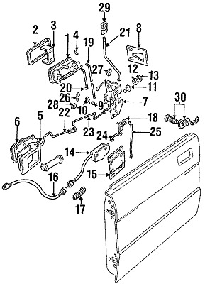 Cdi Outboard Motor Internal Wiring Diagram