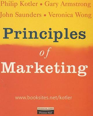 Principles of Marketing: European Edition by Veronica Wong, Gary Armstrong,...