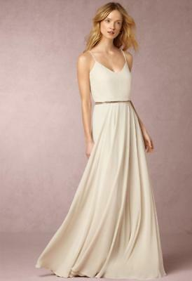 682840684b JENNY YOO COLLECTION BHLDN Annabelle Convertible Tulle pale Pink ...