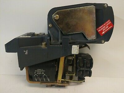New Old Stock! Siemens 1000V Dc Contactor 14-193-100-562