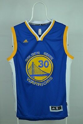 c2a2010b000 adidas Golden State Warriors Stephen Curry NBA Swingman Jersey in size L