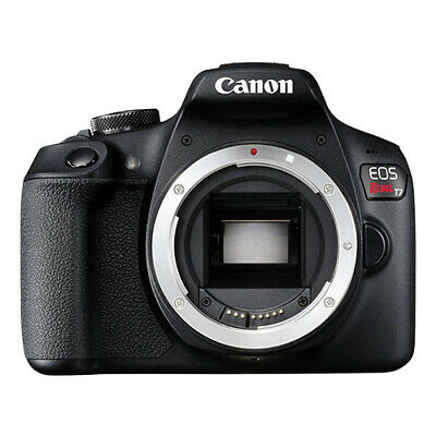 Canon EOS Rebel T7 24.1MP Digital SLR Camera Body