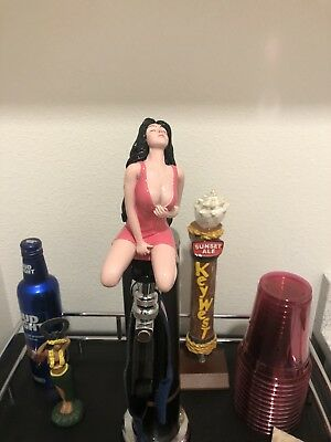 Pink Sexy Lady Beer Tap Handle for Coors Light, Bud Light, Miller Lite
