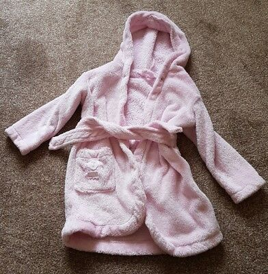 Baby Girls Dressing Gown 18 - 23 Months