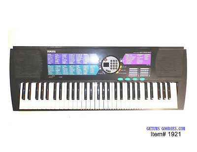 YAMAHA PSR-185 KEYBOARD with Sound Effects and with Keyboard Demo